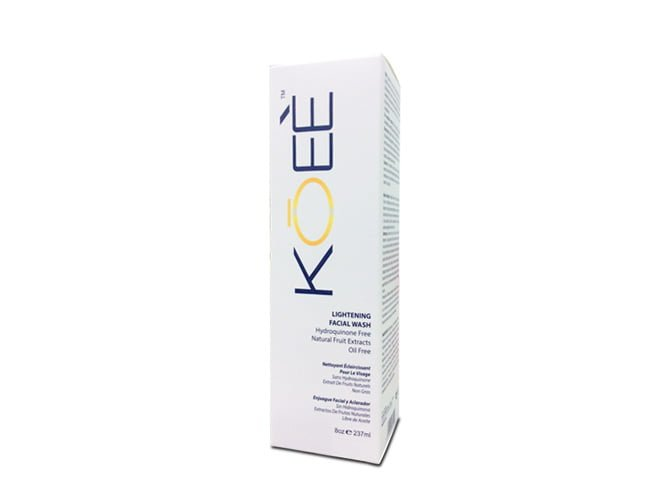 Koee Lightening Facial Wash 2