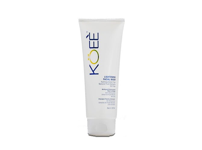Koee Lightening Facial Wash 3