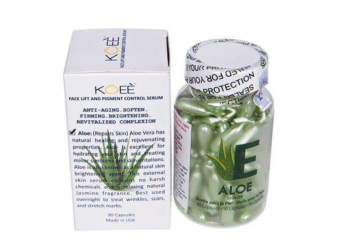 Koee Aloe Skin Oil