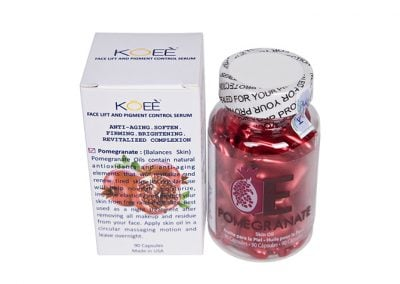 Koee Pomegranate Skin Oil