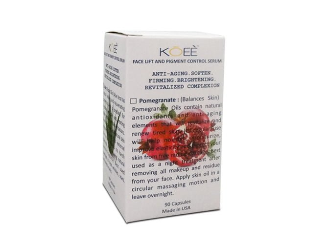 Koee Pomegranate Skin Oil 2