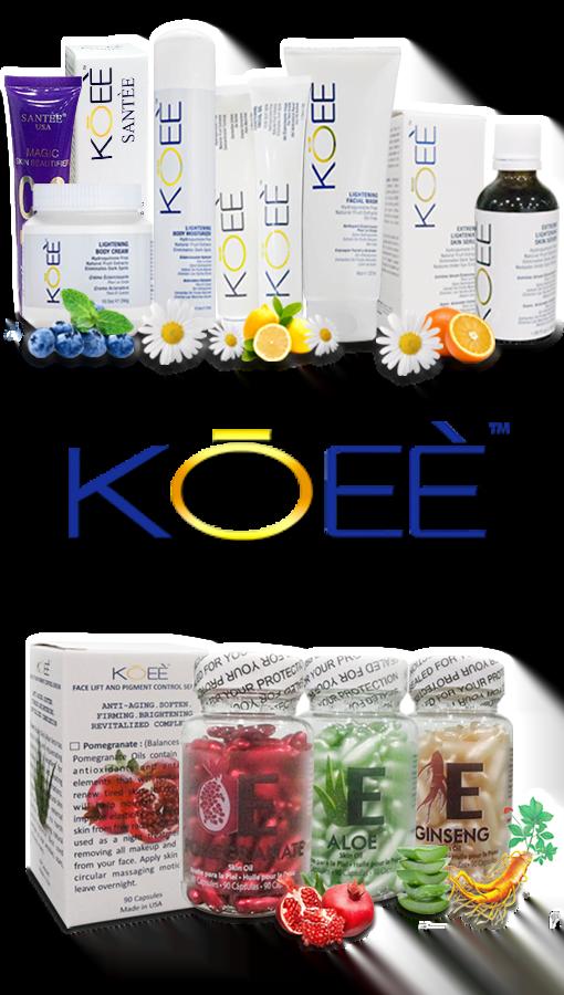 About KOEE USA with Natural Botanicals (KOEE™)