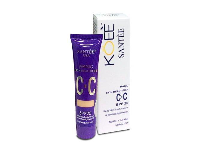 Koee Santee Magic Skin Beautifier CC Cream SPF 20